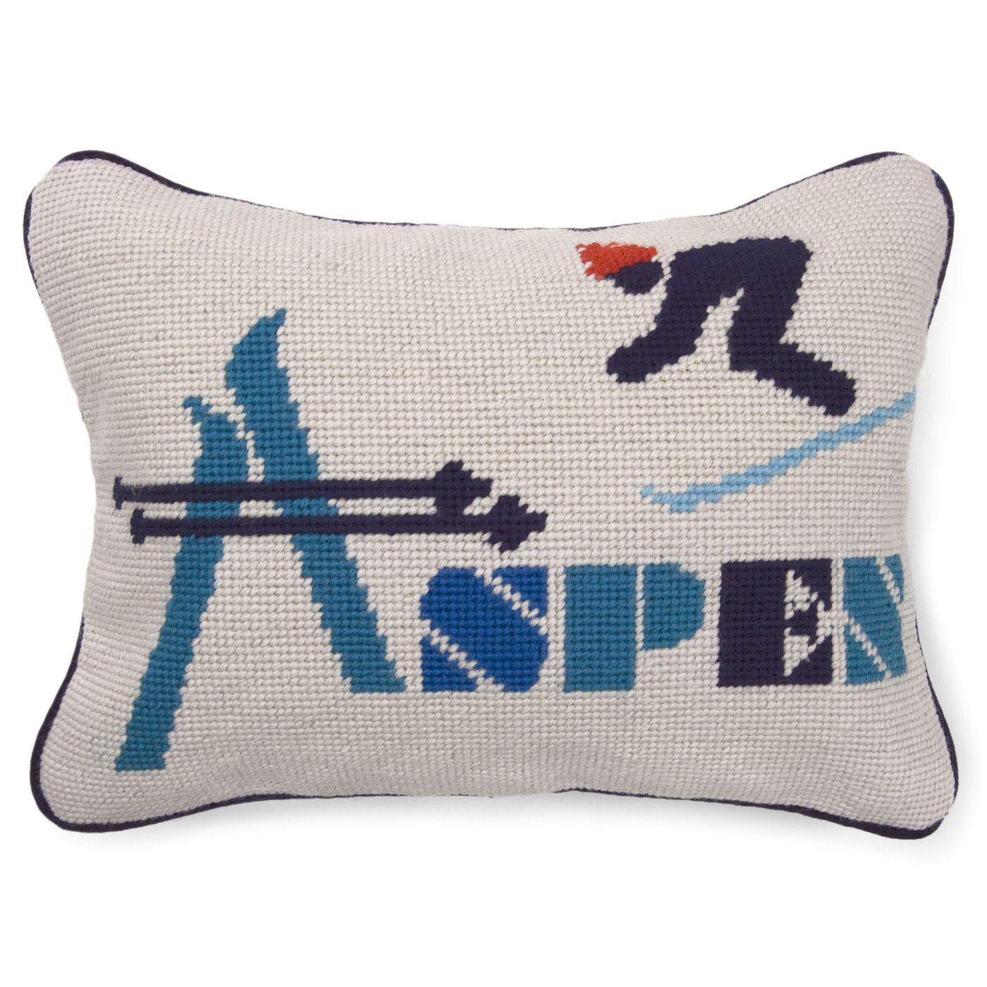 jonathan adler aspen pillow