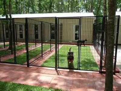 Conversion Idea For Storage Shed Dog Kennel Outdoor Dog