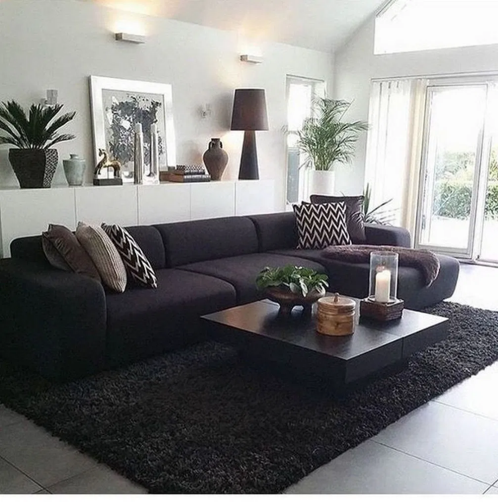 Manly Living Room PNG