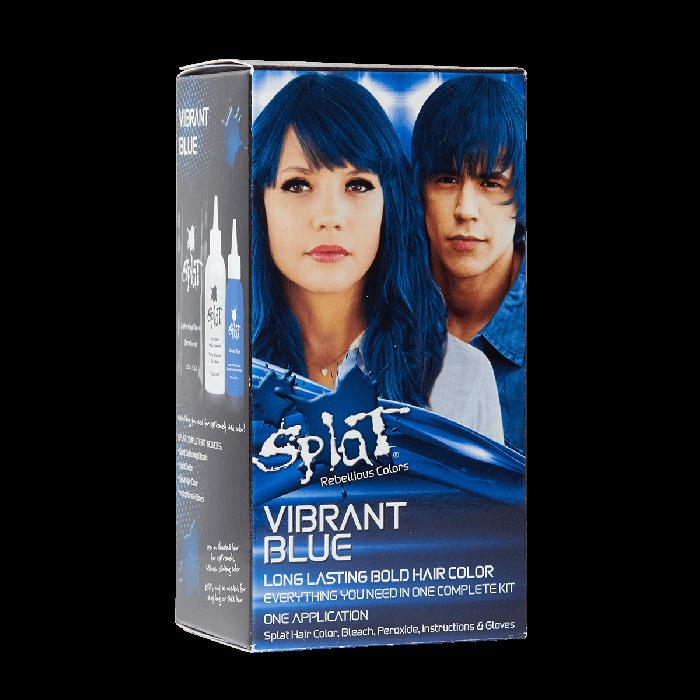 Vegan Cruelty Free Semi Permanent Hair Dye Kits Splat Hair Color Splat Hair Dye Bold Hair Color Dyed Hair