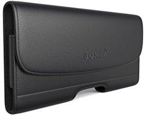 on sale 2231e ace4e iPhone 6 6S Case, iPhone 7 Case Bomea [Premium Leather] Holster Belt ...