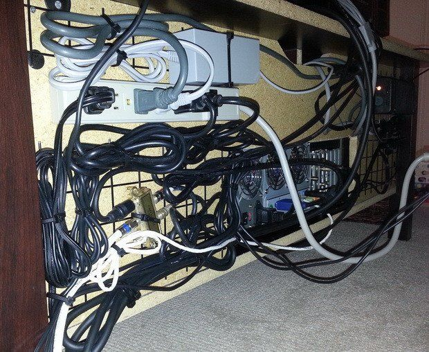 Cable Management Solutions - Tips To Organize Your Cables Hiding