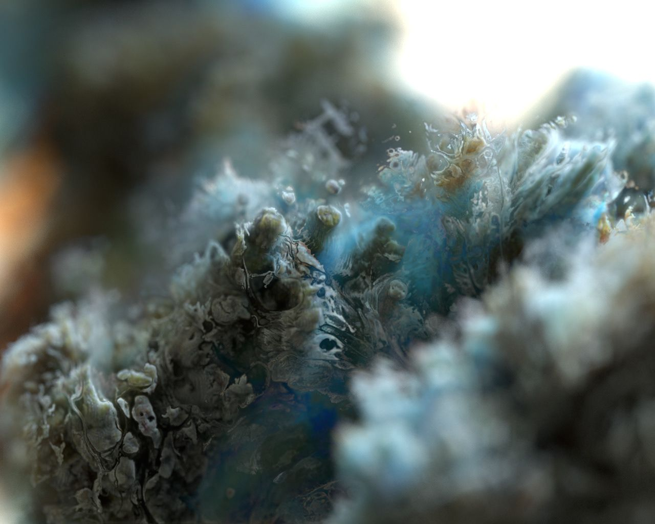Lee Griggs Volume Displacement Open image, Abstract