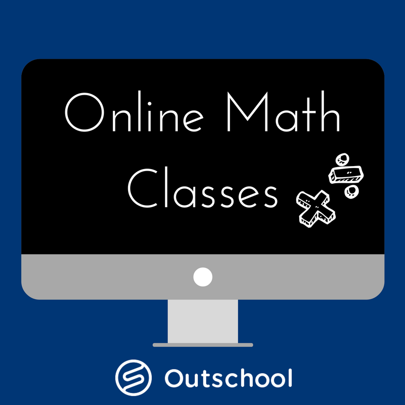 Online mathematics classes powered by Outschool. Elementary math ...
