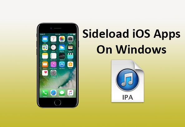 Sideload iOS Apps On Windows, Mac With Cydia Impactor