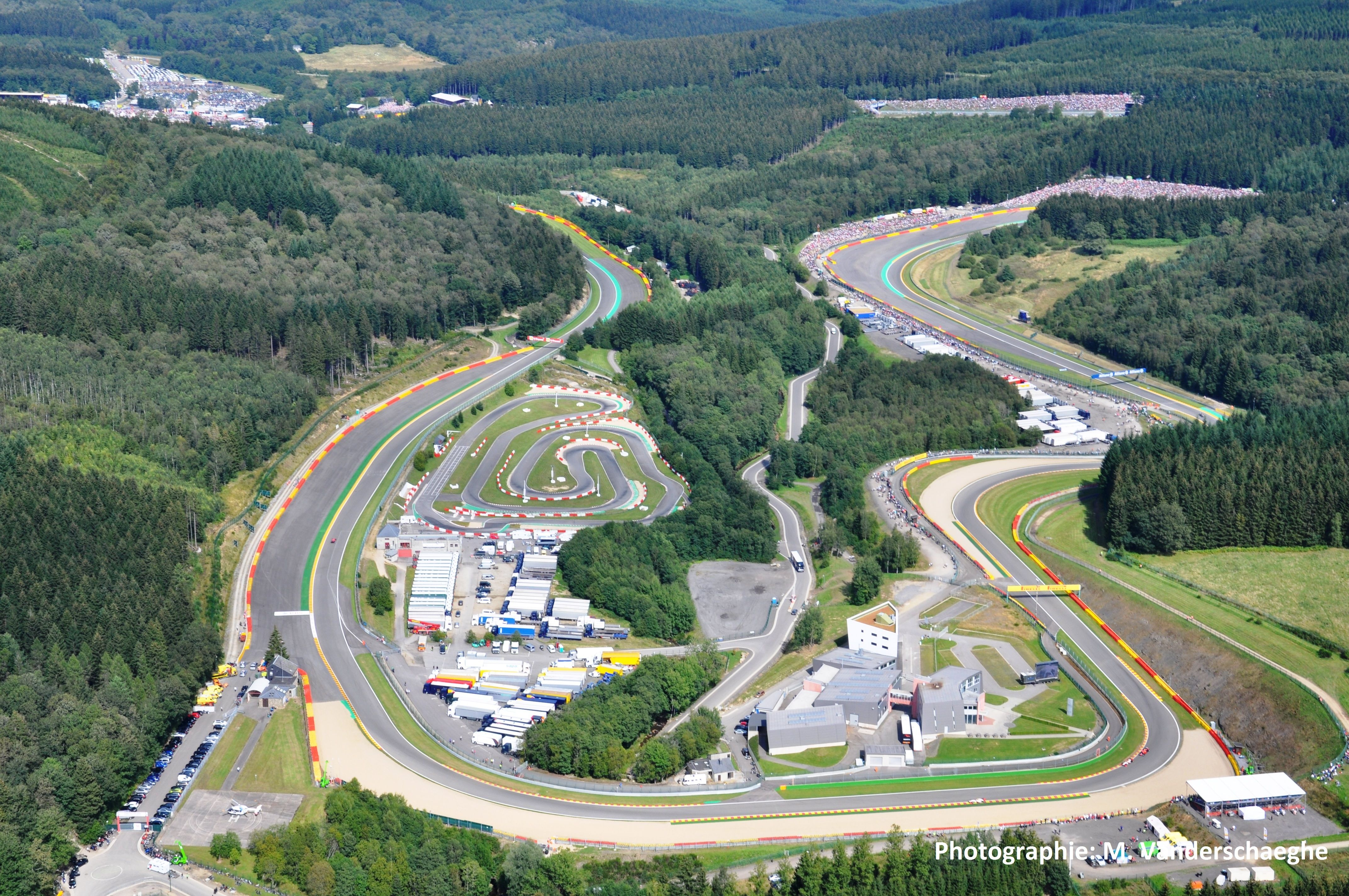 Formel 1 Spa Francorchamps
