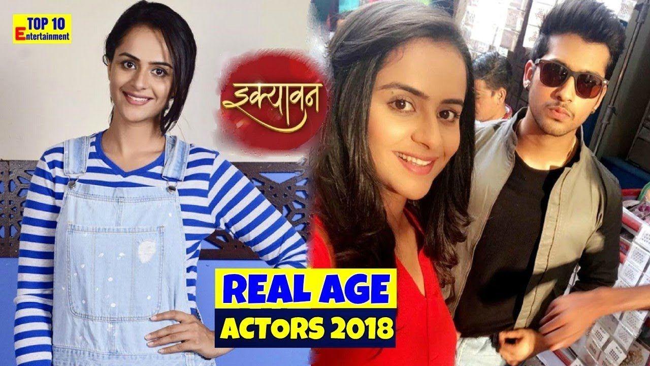Ikyawann Starplus Serial Actors Real Age & Real Name 2018