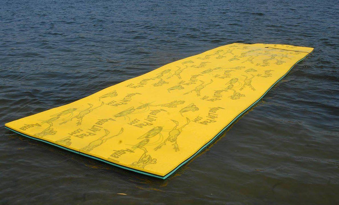 20' Aqua Lily Pad Maui Mat * This is an Amazon Affiliate