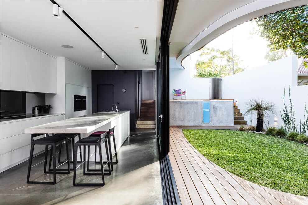 Residence in Cottesloe by Perth Style Co. | House | Pinterest ...