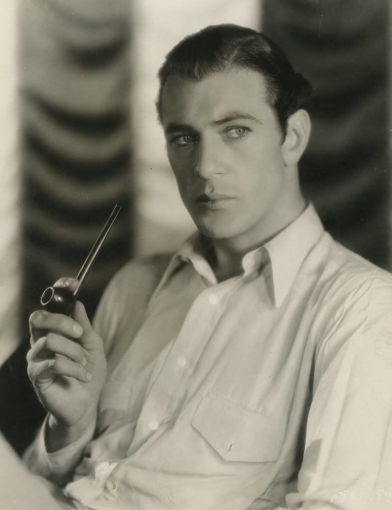 William Powell Admire La Duesy De Gary Cooper Barbara