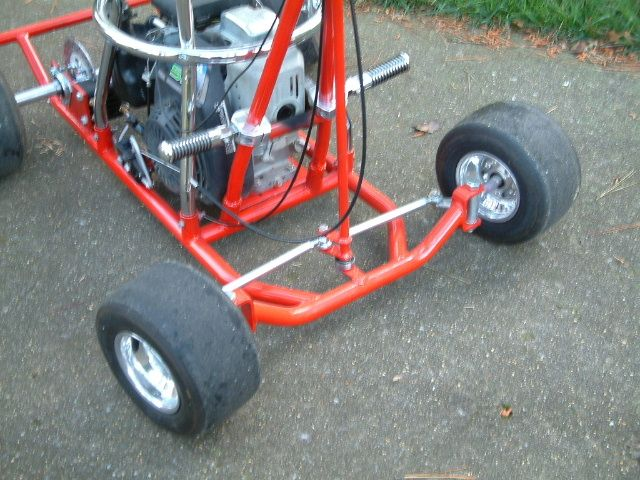 Pro Bar Stool Racer With 5 5hp Honda Engine Cool Ideas