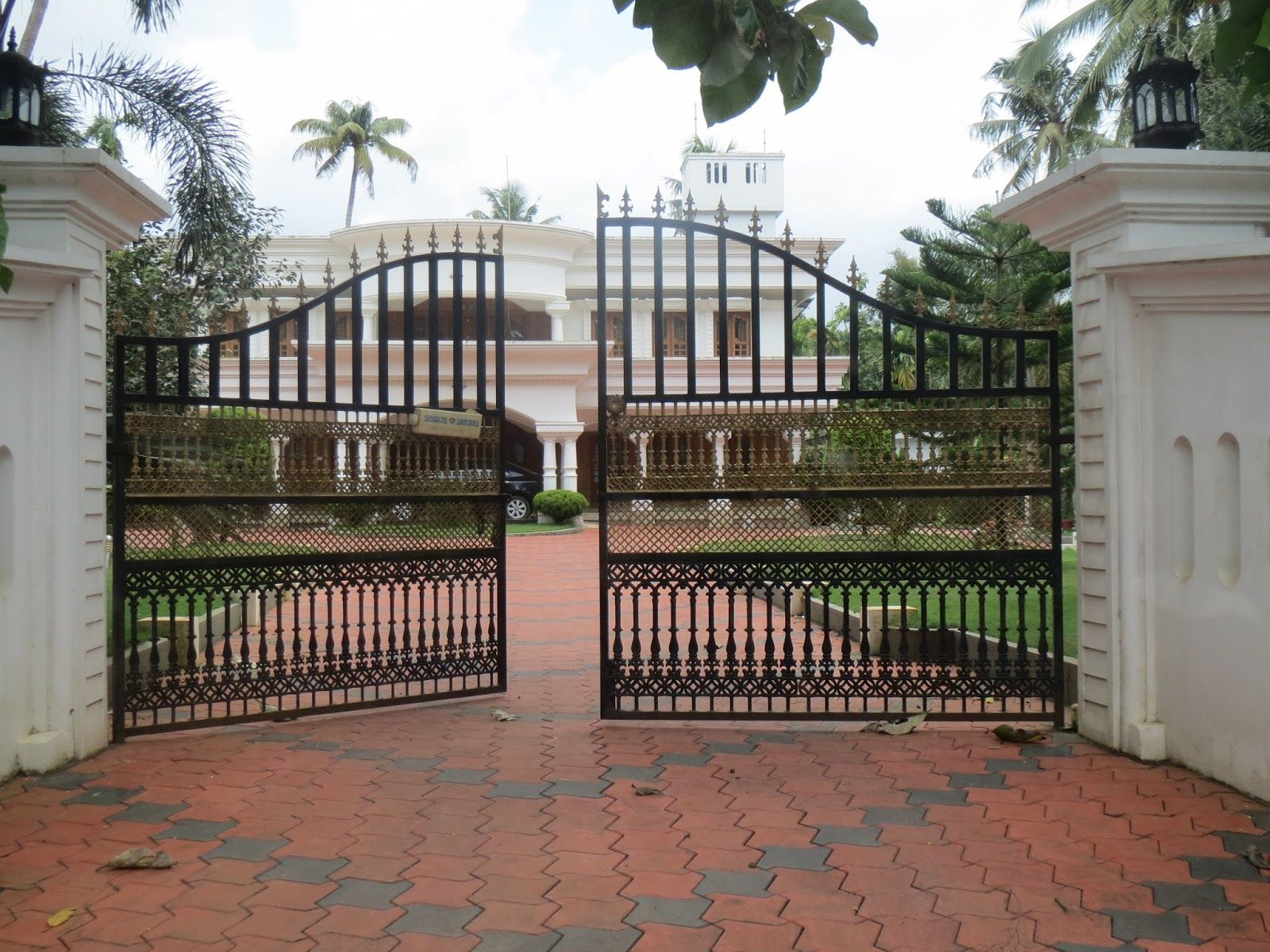 Small House Gate Design Philippines Homes Decoration Ideas