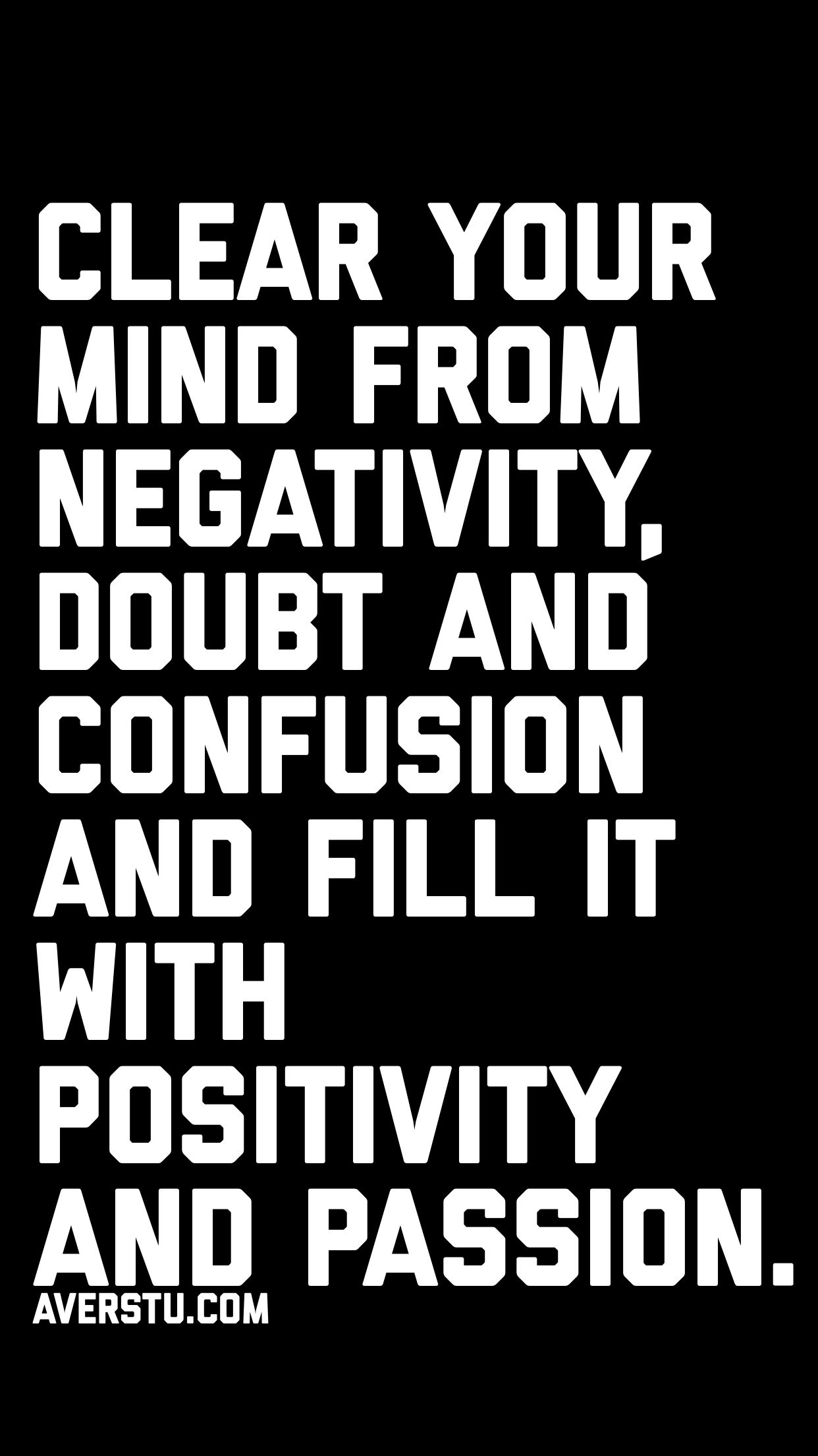 Clear Your Mind Quotes : clear, quotes, Motivational, Quotes, (Part, Ultimate, Inspirational, Working, Woman, Quotes,