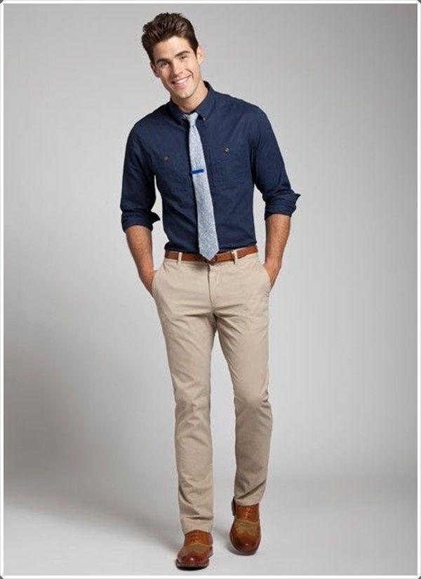 100 Best Dress Pants For Men To Look Dashing Men S Moda Khaki