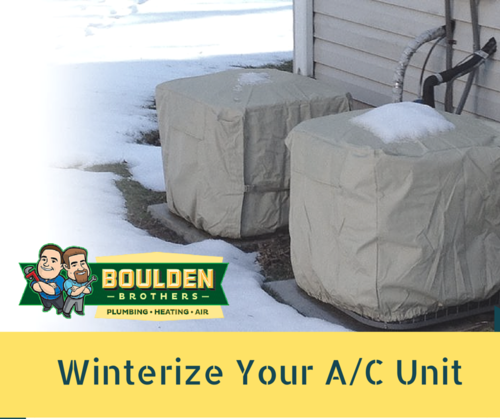 Winterize Your Air Conditioner Air conditioner units