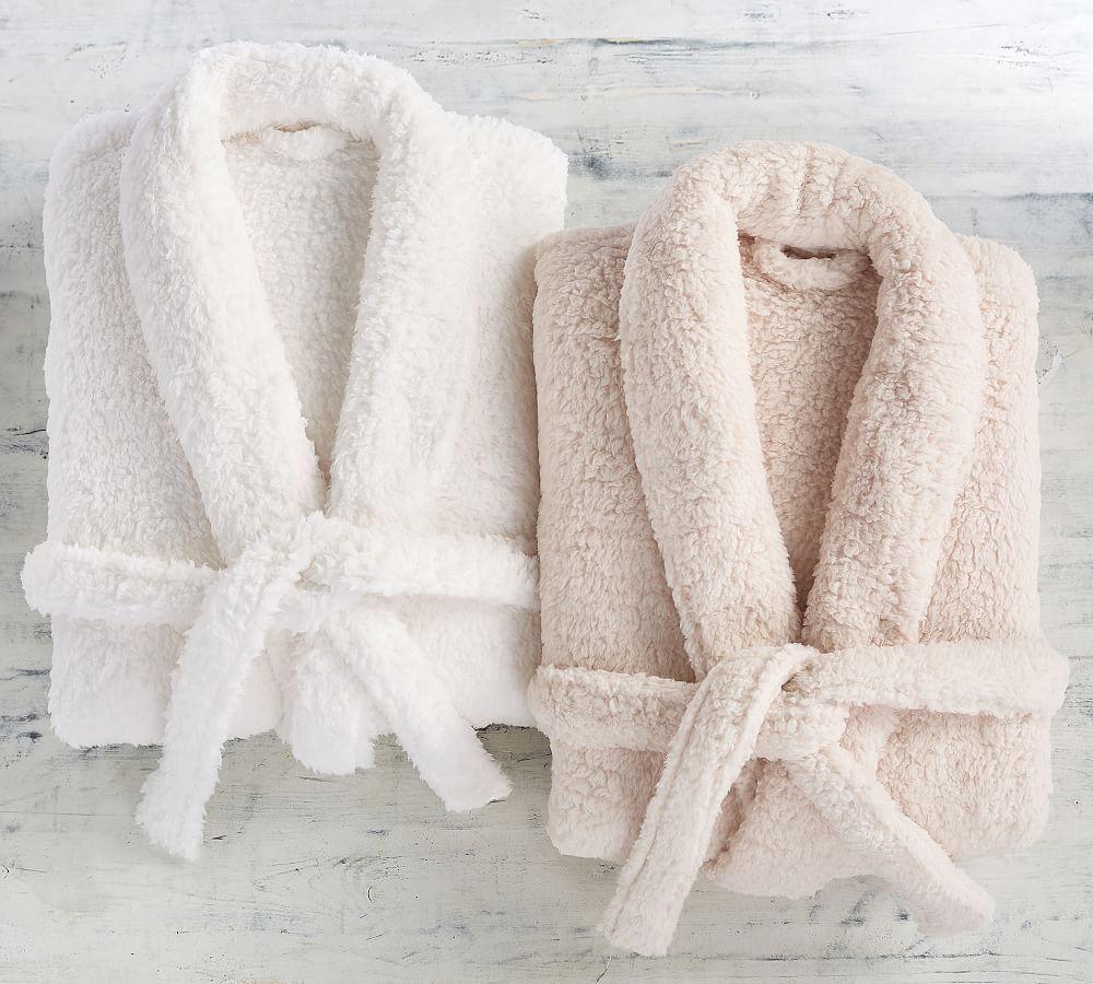 Teddy Bear Robes   Stocking stuffers for women, Bath robes for women, Fur robe