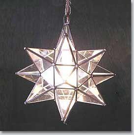 Small Moravian Star Tiffany Pendant Available At Grandlight