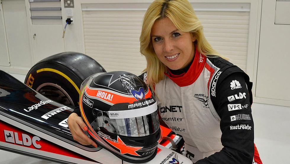 Julie Mortensen Motorrad