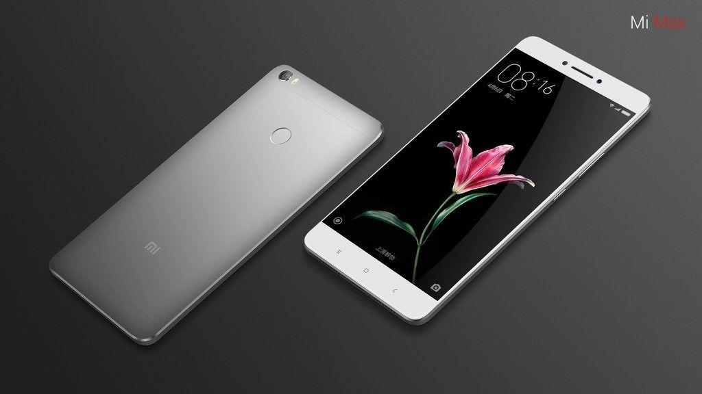 Xiaomi dévoile sa phablette Mi Max : 6.44 pouces FHD, 4GB RAM, 4850mAh batterie