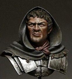 Roman Legionary 1:10 scale bust Sculpted by Matt Grech