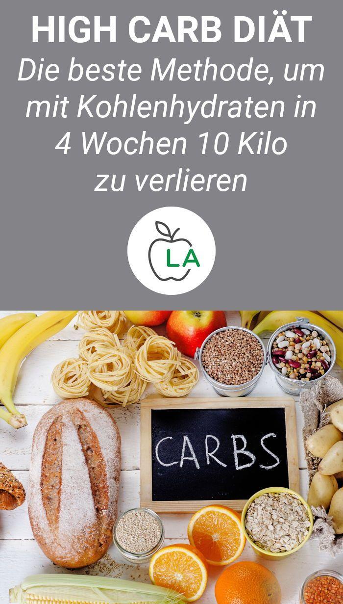 High Carb Diat Schnell Abnehmen Mit Kohlenhydraten High Carb