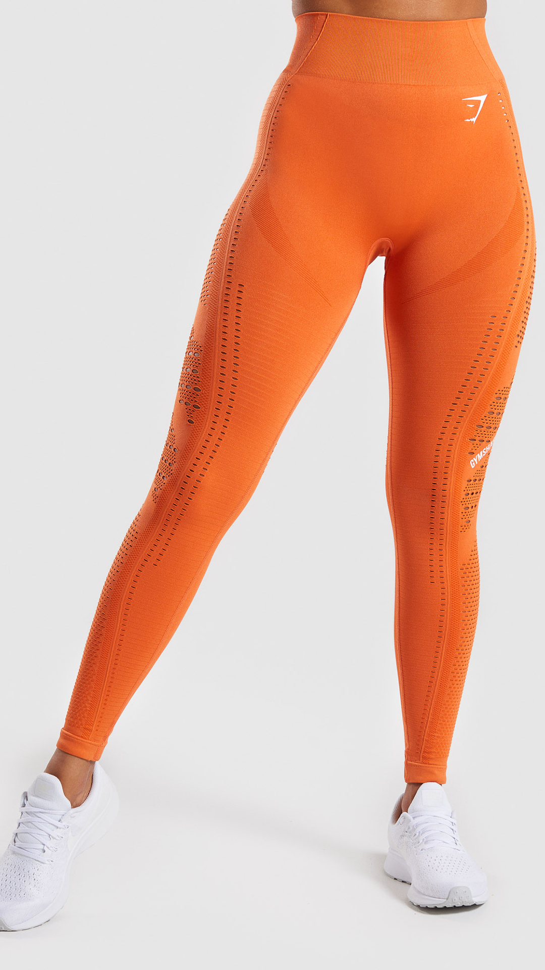 56f8067d546502 The Flawless Knit Leggings, Burnt Orange. A detailed design for Flawless  performance. Scrupulously