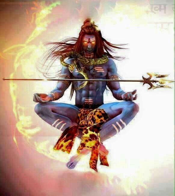 Mahadev Shiva Angry Angry Lord Shiva Lord Shiva