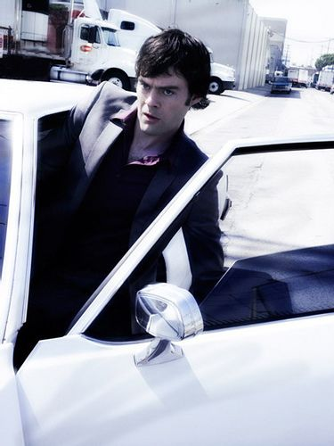 Bill Hader. I can't help it. I'm obsessed.