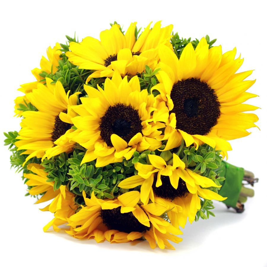 Mixed Sunflower Arrangement Sunflowers Gifts Fake Flower Arrangements Sunflower Arrangements Flower Arrangements Diy