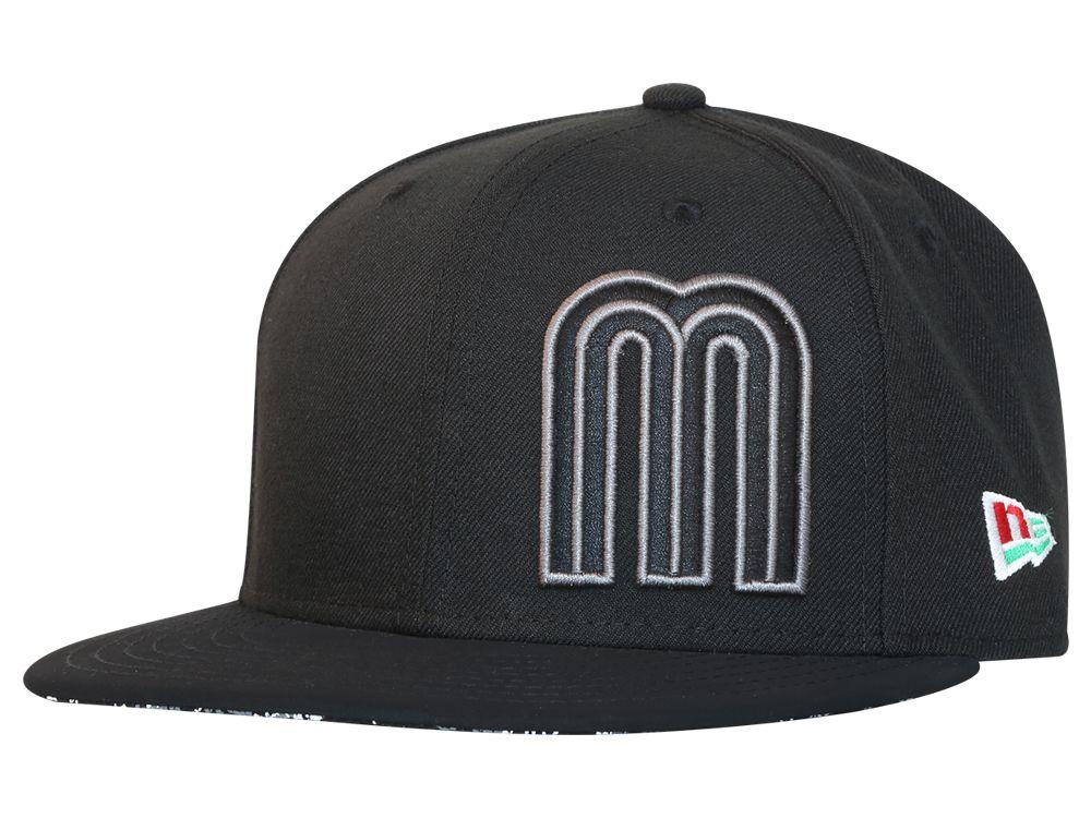 4182c2aa95b06 La gorra de México es la gorra oficial del Comité Olímpico Mexicano. Las  gorras New Era se van a Río 2016 acompañando a los atletas mexicanos.