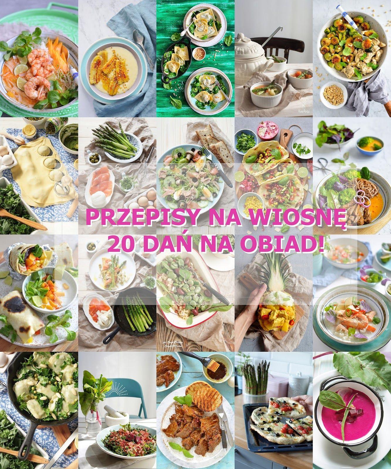 Przepisy Na Obiad Pomysl Na Obiad Pomysl Na Obiad Obiad Obiady
