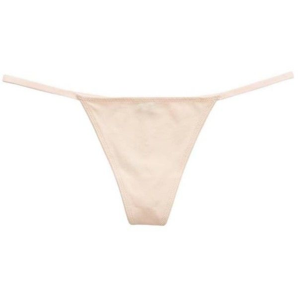 c69fa141062a Aerie Thong ($3.99) ❤ liked on Polyvore featuring intimates, panties,  lingerie, buff, aerie thongs, string thong, thong lingerie, low rise thong  and ...