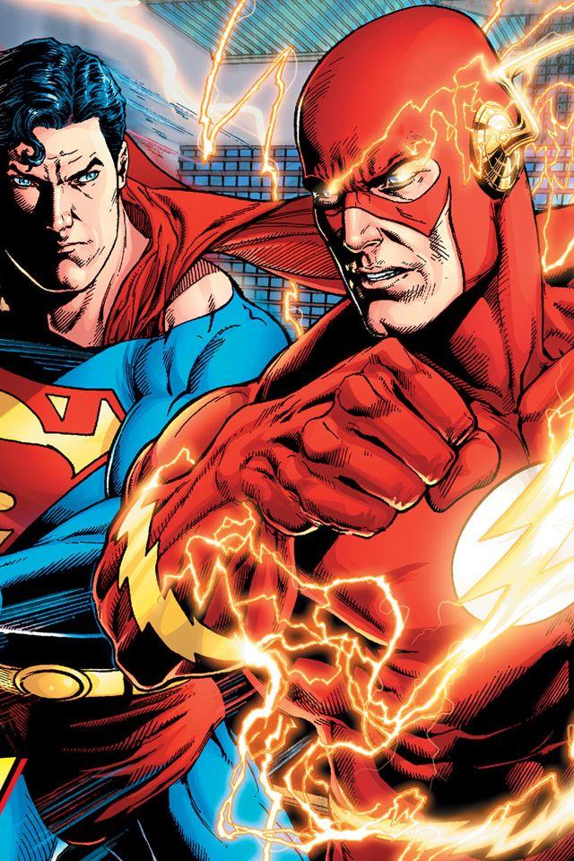 supermanflash Dc comics superheroes, Dc comic books