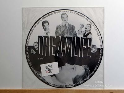 David Michalak ~ Dreamlife the Movie - The Styrous® Viewfinder: picture dis(c) 1