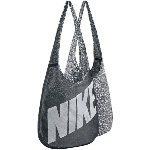 Nike Graphic Reversible Tote 38 Liked On Polyvore Featuring Bags Handbags Accessories Sport Sports Fashion Womens Purse