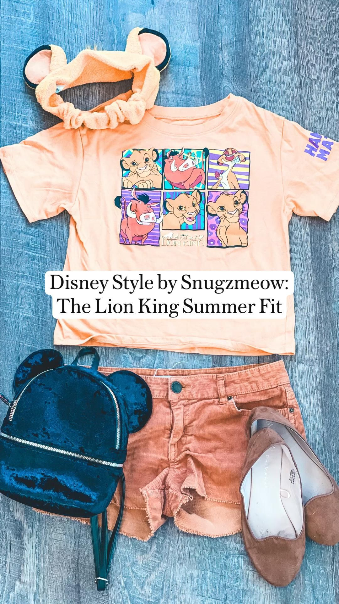 300+ Disney Style by Snugzmeow  The Lion King Summer Fit
