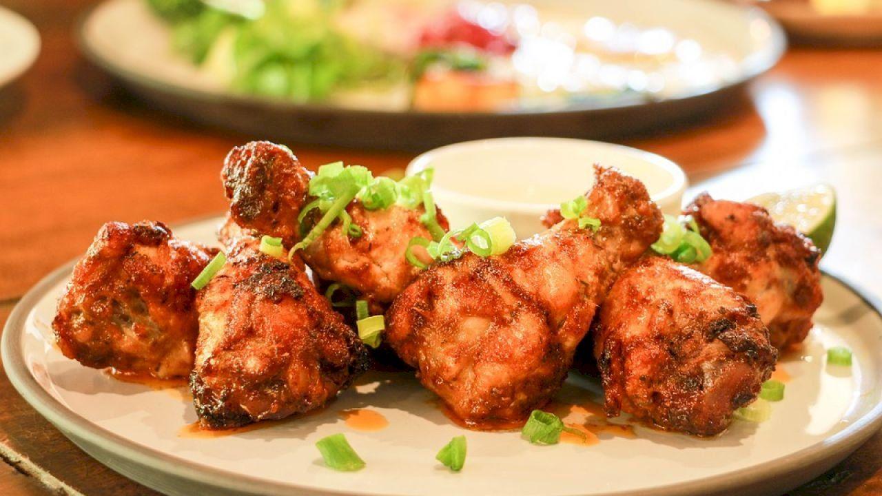 طريقة تحضير أكلات تزيد الوزن Chicken Lunch Recipes Chicken Recipes Casserole Pakora Recipes