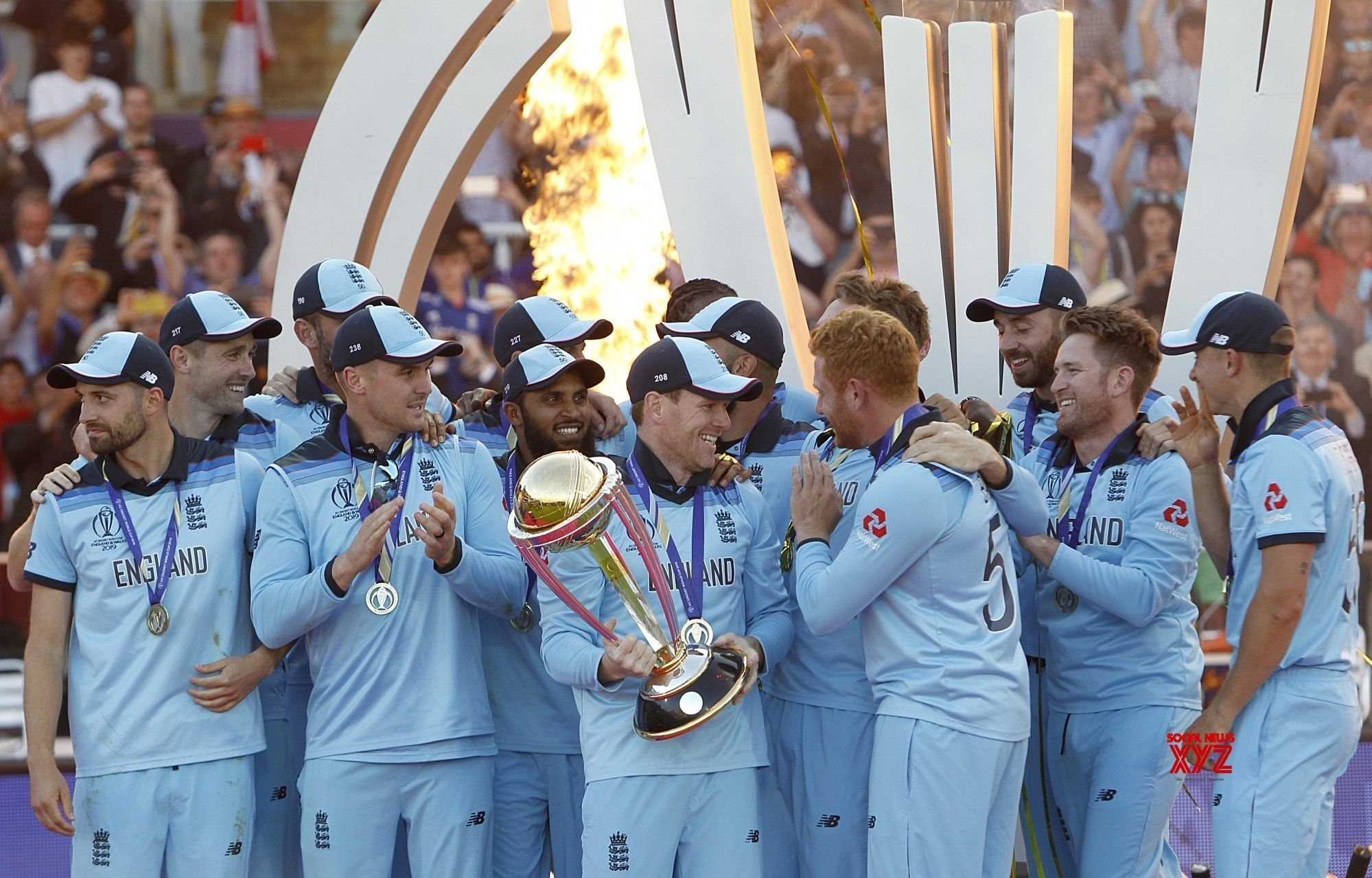 The Post London England 2019 World Cup Final New Zealand Vs England Batch 52 Gallery Appeared First World Cup Final World Cup England Cricket Team