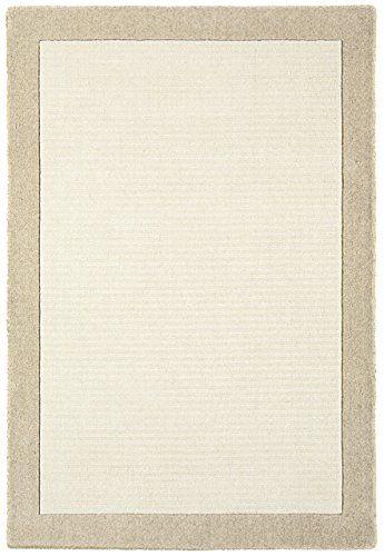 Teppich Wohnzimmer Carpet klassisches Design MOORLAND RUG 100 Wolle - Teppich Wohnzimmer Braun