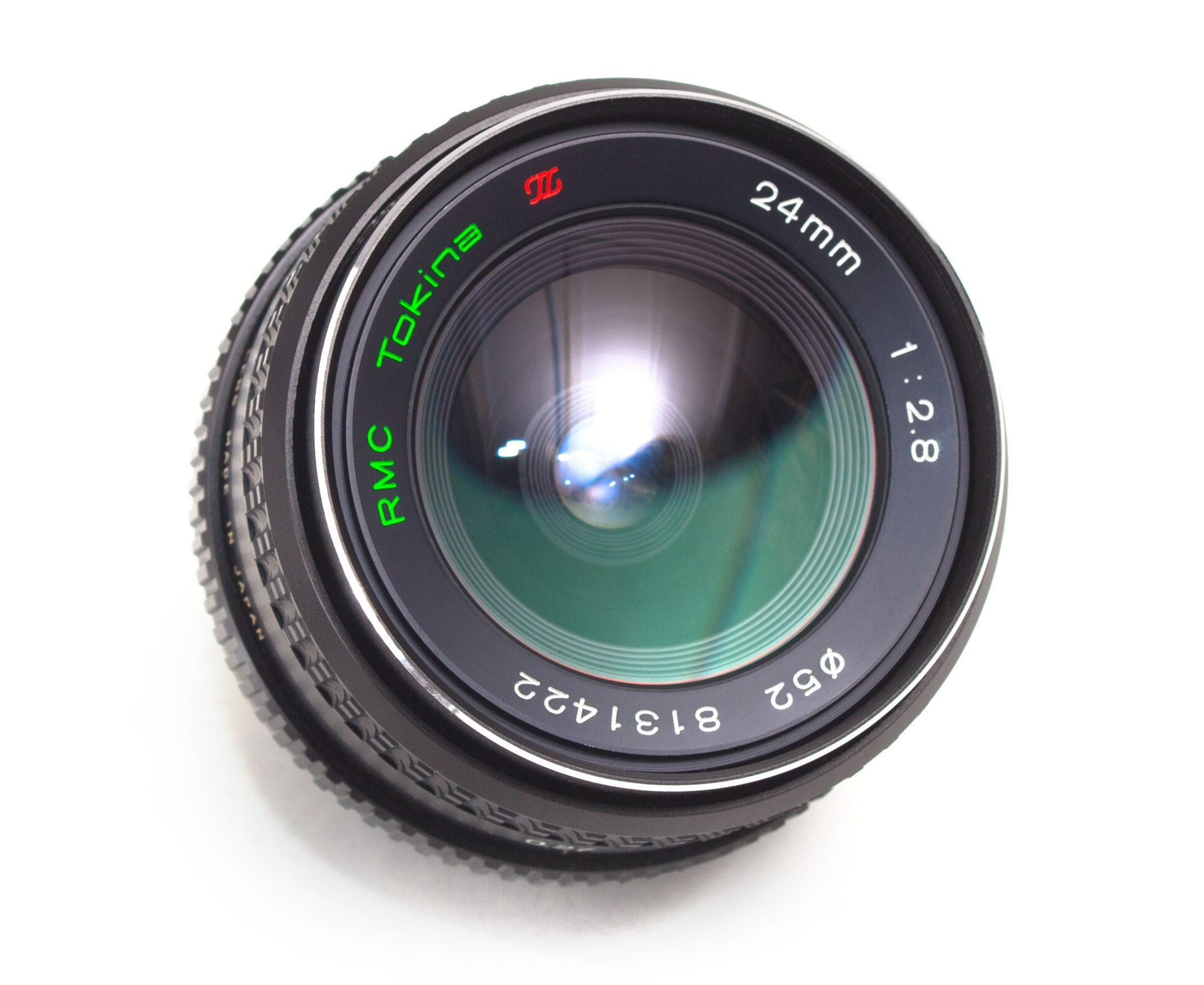 Tokina 24mm F2 8 Rmc Wide Angle Prime Lens Pentax K Pk Fit Etsy Vintage Lenses Wide Angle Prime Lens