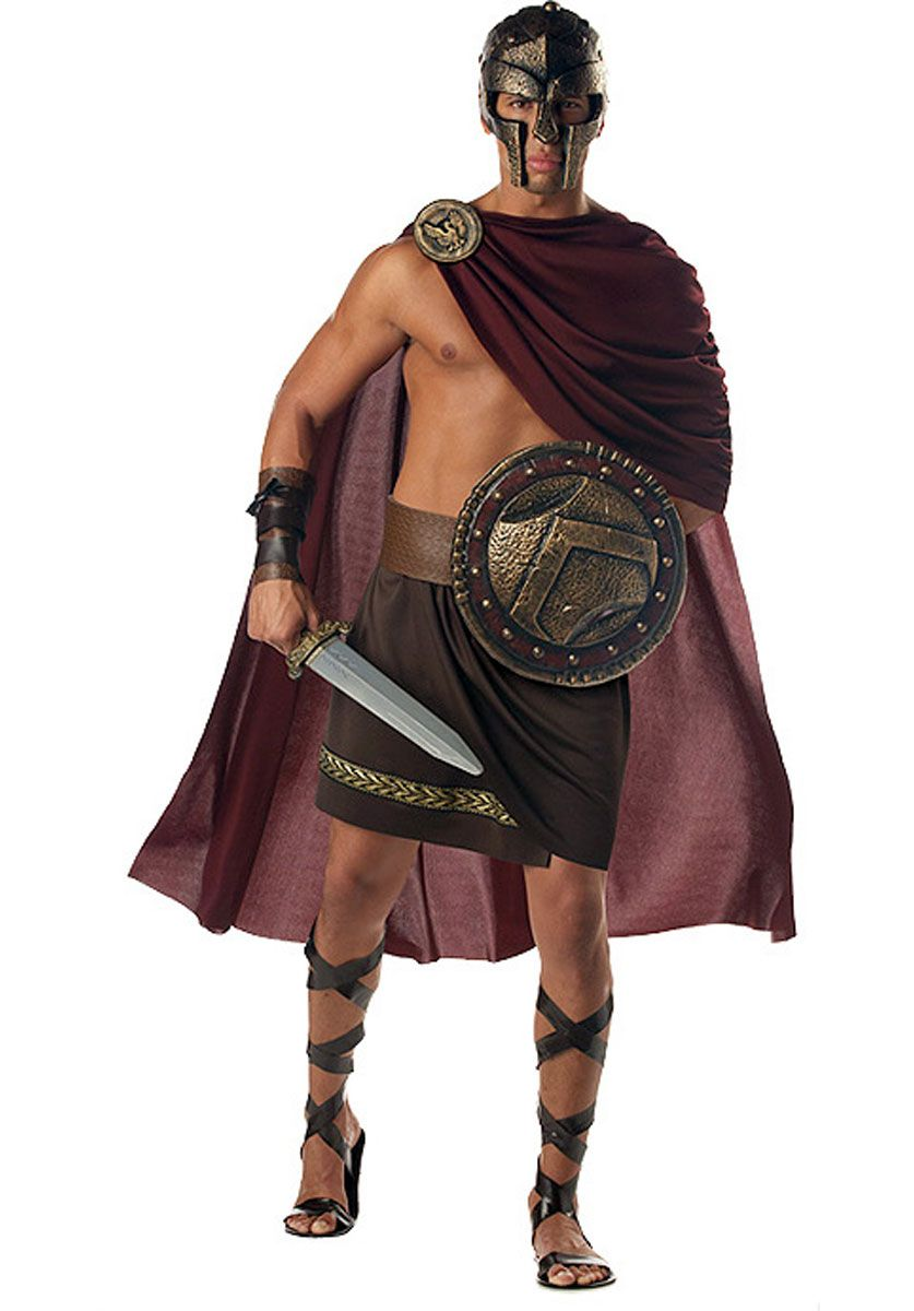 Spartan Costume - Historical at Escapade™ UK
