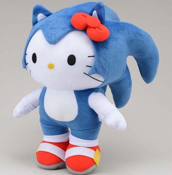 Hello Kitty se transforma em personagens de videogames! http://abr.io/3cwr