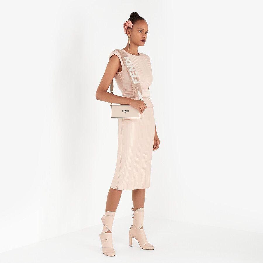 Pink Leather Ankle Boots Promenades Fendi Fendi Online Store Pink Leather Fendi Online Store Fashion [ 900 x 900 Pixel ]