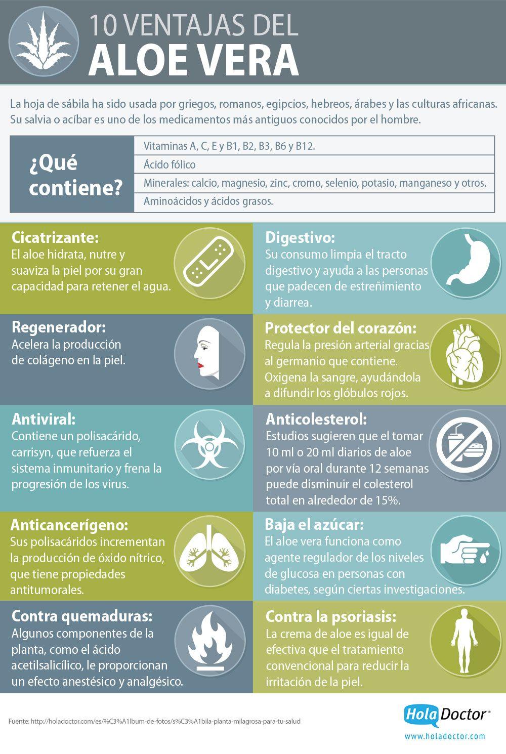 Vive Con Diabetes 10 Ventajas Del Aloe Vera Healthy Tips Nutren
