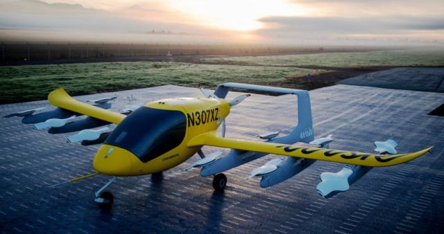 Wisk Autonomous Air Taxi is starting trials wordlessTech