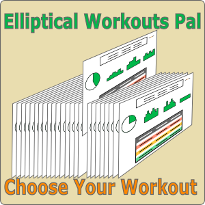 120 Elliptical Workouts | Elliptical workout, Eliptical ...