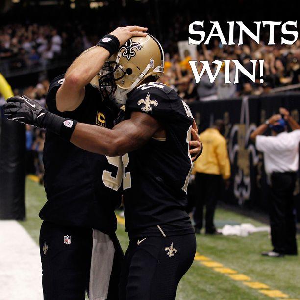 Saints Win Saints Beat The Eagles 28 13 New Orleans Saints New Orleans Saints Football Saints Football