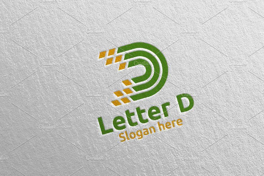 letter d digital marketing logo 65 in 2020 marketing logo vector logo design lettering letter d digital marketing logo 65 in