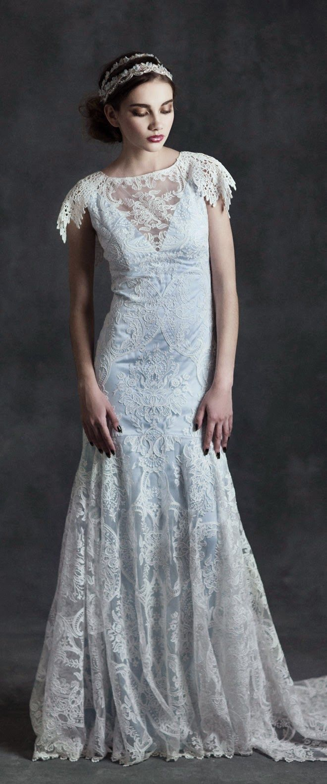 Claire Pettibone Raphaella wedding gown sample sale | SAMPLE SALE ...
