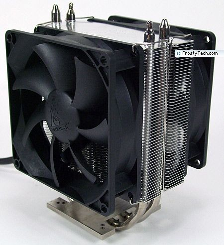 Glacialtech Igloo 5610 Plus Silent Heatsink Review - FrostyTech.com